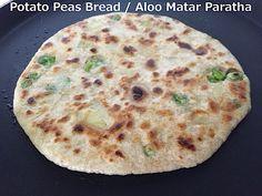 potato_peas_indian_bread_recipe