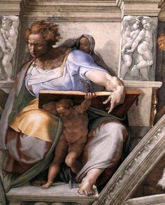 Michelangelo Buonarroti, Capilla Sixtina