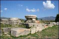 Ireon, Samos by gky on deviantART-  -538-22 yılları arasında yapılmış, bütün Helen dünyasının en büyük tapınaklarından biri olarak biliniyor