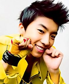 Happy Birthday To 2pm's Busan Boy Jang Wooyoung!!