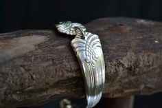 Imperial 1939-Handcrafted Bracelet made from Silver-Plated Vintage Spo – Time-Honored Jules