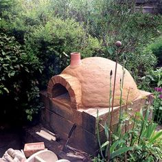 How to build a wood-fired pizza oven | delicious. Magazine food articles & advice