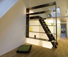Möbel #interior #penthouse Architekt: DI Bernd Ludin, Foto: Gerda Eichholzer Clever, Loft, Architecture, Interior, Pretty, Furniture, Design, Home Decor, Commercial Real Estate