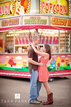 This one combines my passion for romance and amusement parks!  **LOVE**