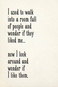 Aging.  So So True!