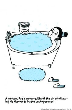 Book Review: A Pugs Guide to Etiquette by Gemma Correll