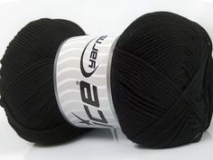 Fiber Content 50% Cotton 50% Bamboo Brand ICE Black fnt2-42281 Ice Yarns, Baby Bamboo, Yarn For Sale, Sports Baby, Summer Baby, Spring Summer, Fiber, Ebay, Content