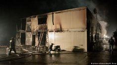 Ataques a abrigos de refugiados duplicam na Alemanha