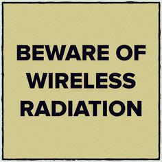 "Study: ""long-term exposure of 2.4 GHz RF [radiofrequency] emitted from Wi-Fi (2420 μW/kg, 1 g average) affects some of the reproductive parameters of male rats. We suggest Wi-Fi users to avoid long-term exposure of RF emissions from Wi-Fi equipment."" http://environmentalillnessnetwork.tumblr.com/post/121766442186/wifi-men-reproductive-health #WiFi #menshealth"