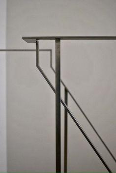 La levedad escultórica de las barandillas de Alvaro Siza