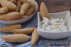 Tapitas y Postres: Picos de harina de garbanzo. (sin gluten)