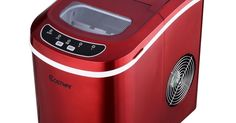 All new Costway Portable Compact Electric Ice Maker Machine Counter Top Mini Cube 26lb of Ice Daily Red  ALL NEW Costway Portable Compact Electric Ice Maker Machine Counter Top Mini Cube 26lb of Ice Daily Red       Get this product form here  PORTABLE AND COMPACT: The portable and compact design make it possible to work anywhere such as party gathering RV boat or kitchen  MODERN CHIC DESIGN:       Get this product formhere  Able to see through window for process monitoring & ice level…