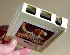 8 track tapes...  I remember listening to Charlie Rich Behind Closed Doors in our basement