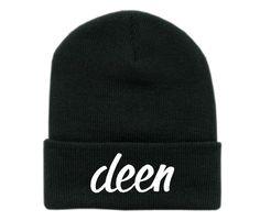 Deen logo beanie
