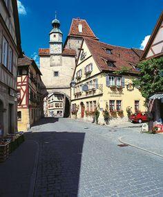 Romantik Hotel Markusturm Rothenburg ob der Tauber