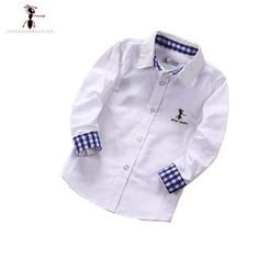 Casual Boys Shirts Famous Brand GFMY Turn-down Collar Children Boys Shirts Camisa Infantil Blouse 1008 Baby Boy Outfits, Kids Outfits, Kids Fashion Boy, Branded Shirts, Baby Shirts, Famous Brands, Baby Wearing, Kids Wear, Kids Boys