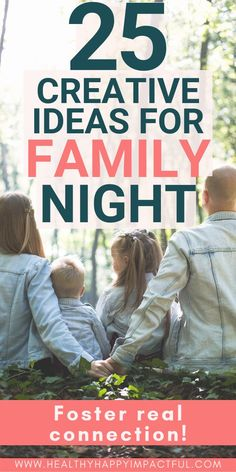 Ways to foster real connection through family night. Connect with your family with these frugal and no cost activities! Fun family night ideas to make memories today that everyone will LOVE. Get quality time in this week! Bonding Activities, Home Activities, Indoor Activities, Frugal, Best Bond, Parental, Family Fun Night, Strong Family, Family Bonding