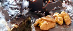 MyWaySweets: Tort orzechowo-porzeczkowy