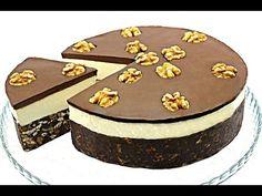 Tort de biscuiti cu ciocolata - Ep 24 - Adygio Kitchen - YouTube Raw Food Recipes, Cake Recipes, Dessert Recipes, Cooking Recipes, Romanian Desserts, Romanian Food, Romanian Recipes, Eat Pray Love, Food Cakes