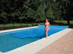 In-Ground Pool Solar Blankets 20ft x 44ft 2852044