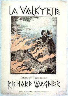 La Valkyrie   Grasset, Eugène-Samuel, 1841-1917