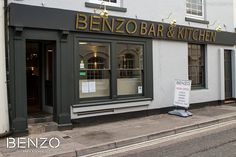 Benzo Bar and Kitchen, Southampton: See 77 unbiased reviews of Benzo Bar and Kitchen, rated 5 of 5 on TripAdvisor and ranked #33 of 841 restaurants in Southampton.