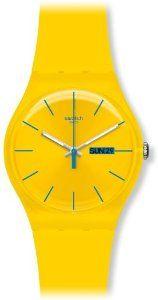 Buy Swatch Women's SUOJ700 Quartz Plastic Yellow Dial Watch Buy online and save - http://greatcompareshop.com/buy-swatch-womens-suoj700-quartz-plastic-yellow-dial-watch-buy-online-and-save