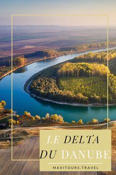 Découvrez la réserve de biosphère du delta du Danube.  Voyagez avec Maxitours Lifestyle Holidays ! Danube Delta, Spa, Europe, River, Lifestyle, Green, Outdoor, Us National Parks, Tourism