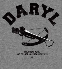 Daryl | Pop Up Tee