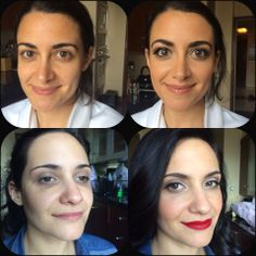 Before and After Makeovers | W3LL PEOPLE | Organic | Toxin Free | All Natural | Cruelty Free | Vegan | Makeup #Greenbeauty #W3LLDONE