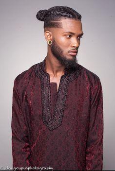 Black Bearded Ig Zoeyblives Black Men W Long Hair In 2019
