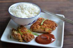 #RECIPE - Simple Chicken Katsu