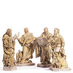 LA MAGIA DEL ÁNGEL. Figuras de resina poliéster elaboradas a mano, como ángeles, arcángeles, hadas, nacimientos, etc. #Decoestylo