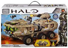 Black Friday 2014 Mega Bloks Halo UNSC Mammoth Vehicle from Mega Bloks Cyber Monday. Black Friday specials on the season most-wanted Christmas gifts. Halo Lego Sets, Lego Halo, Legos, Toddler Toys, Kids Toys, Unsc Halo, Mega Blocks, Kids Blocks, Halo Mega Bloks