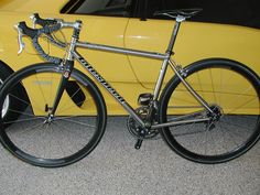 2002 Litespeed Ghisallo
