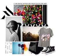 """I am done with my graceless heart"" by mads320 ❤ liked on Polyvore"