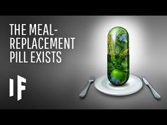What If There Was a Meal Replacement Pill? - YouTube World Hunger, Foods To Avoid, Vitamins And Minerals, Food For Thought, Pills, The Past, Shit Happens, Youtube, Youtubers