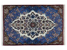 Tappeto #persiano ESFAHAN  misura 100x67 cm #tappeti #persiani #esfahan #persia #orientalrugs #persianrugs #rugs #milano
