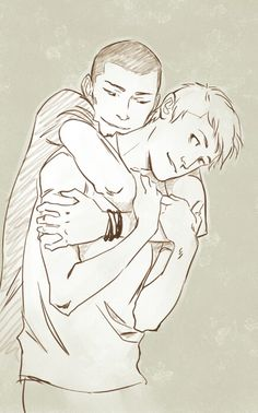 Ronan and Adam