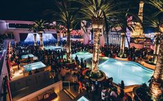 America's Coolest Rooftop Bars | Travel + Leisure The Drai's -- one of the clubs we are going to!!! @schweggy