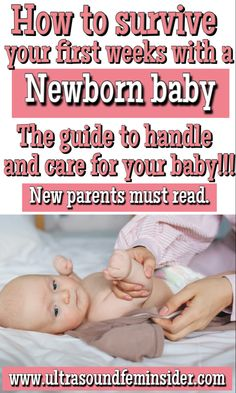 Going home with a new baby is exciting. But do you know how to handle your newborn care? Know that newborns have many needs, like frequent feedings and diaper changes. Babies have health issues that are different from older children and adults, like diaper rash and cradle cap. In this post you'll find the complete list of how to care for your newborn baby. #baby #newborn #newborncare #motherhood #ultrasoundfeminsider Newborn Baby Care, Baby Baby, Baby Milestone Chart, Prenatal Visits, New Baby Checklist, Cradle Cap, Advice For New Moms, Diaper Rash, Babies First Year