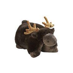 I want a Moose Pillow Pet!