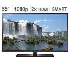 "Costco 55""  $519.00 Samsung Class (54.6"" Diag) 1080P Smart LED LCD TV  UN55J6201AFXZA"