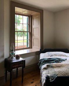 "James Coviello on Instagram: ""Never getting up 🤦🏻♂️ #sundaymorning #singlebed #quilt #windowsill #19thcentury #georgia"" Maids Room, Get Up, Window Sill, Windows, Bedroom, Instagram Posts, Georgia, Quilt, Bath"