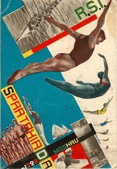 4 Sporting Events  Gustav Klutsis
