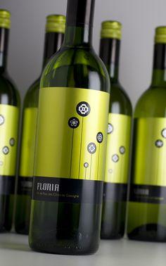 Floria – Harpers Wine & Spirit Design Awards 2009 Silver Medal  #taninotanino #vinosmaximum
