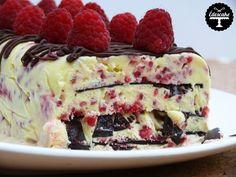 ÉdesCake: Málnás fagylalt torta Smoothie, Health Fitness, Ice Cream, Desserts, Food, Sweet Recipes, No Churn Ice Cream, Tailgate Desserts, Deserts