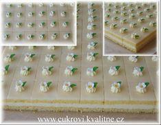 Ukázka – III. část - www.helencina-sbirka-receptu.com Czech Desserts, Sweet Recipes, Bread, Food And Drink, Holiday, Baking, Vacations, Holidays, Breads