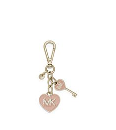 Logo Heart Keychain   by Michael Kors