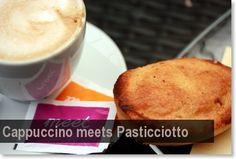 Capuccino e Pasticciotto by oliveoil.ch